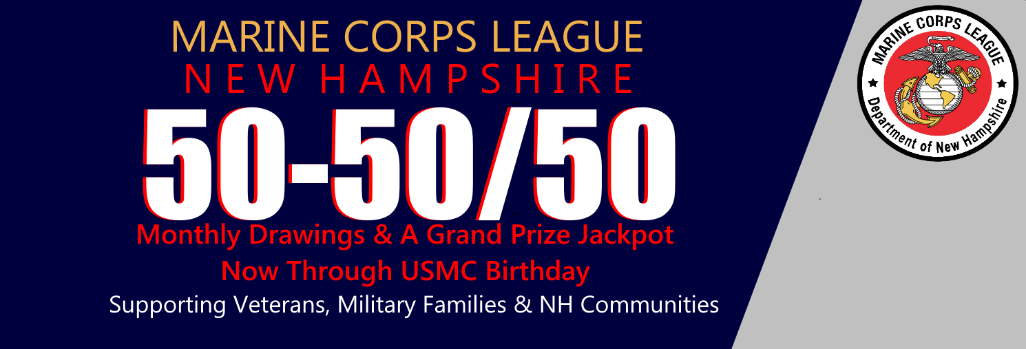 Marine Corps League Raffle NH