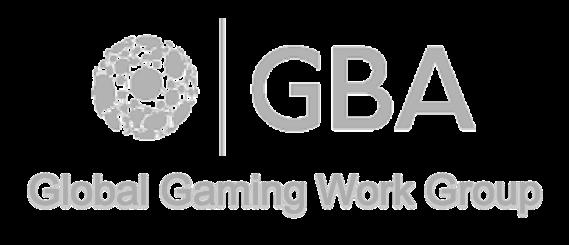 GBA Gaming Work Group Grey Logo